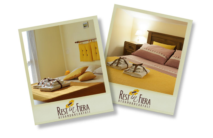 Offerta Rest in Fiera B&B Roma