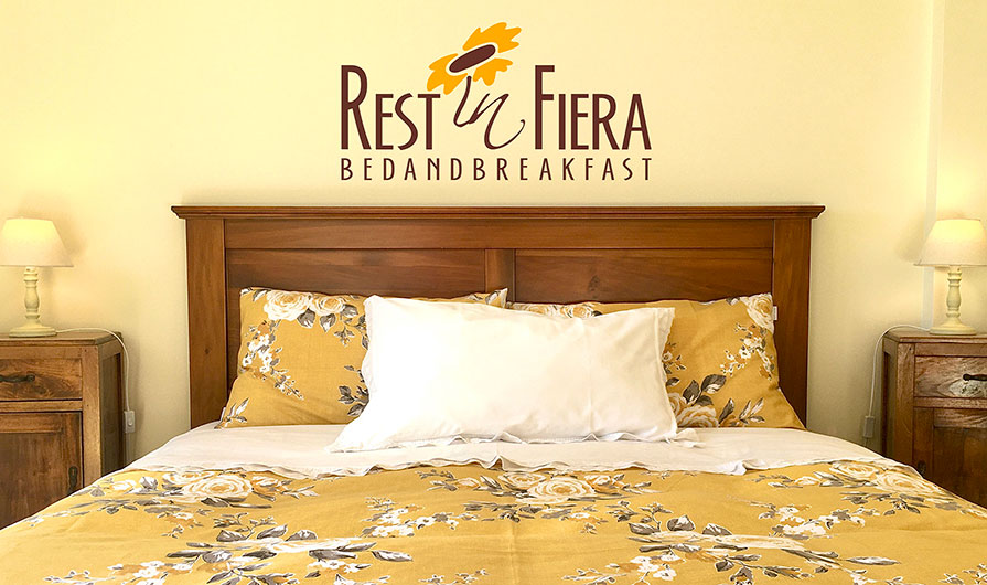 bed and breakfast Rest in Fiera Roma